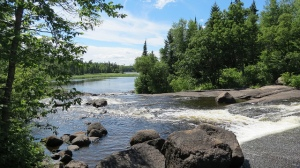 a river in manitoba